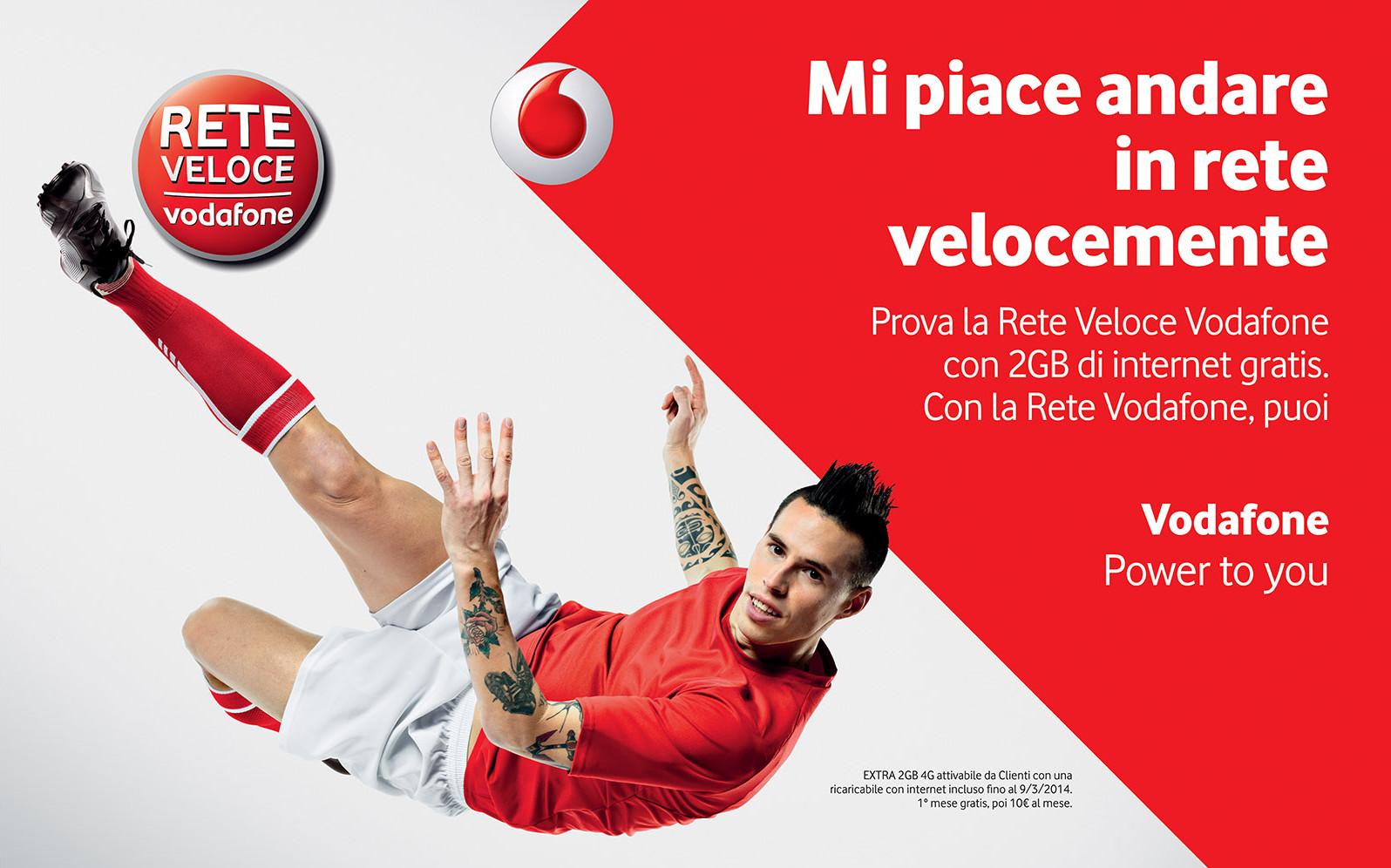 Vodafone Hamsik 01